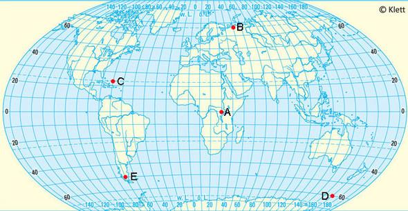 weltkarte mit gradnetz Kann mir jemand helfen? Auf der Weltkarte wo auch das Gradnetz  weltkarte mit gradnetz