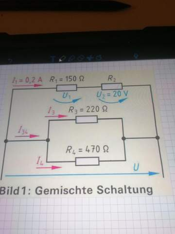 Kann mir jemand helfen bei bfk Berufsfachschule Elektronik?