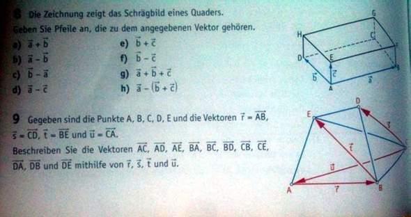 Kann mir jemand helfen (Mathe)?