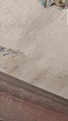 Signatur - (Kunst, Gemälde)