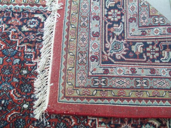 Aro teppich  Kann mir jemand in etwa sagen um was für einen Teppich es sich ...