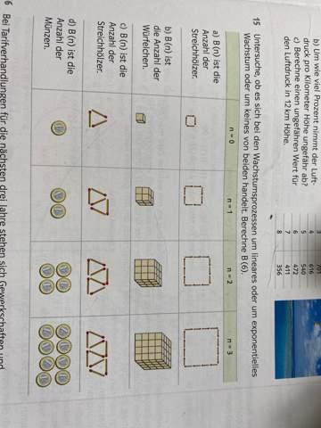 Kann mir jemand in Mathe helfen?