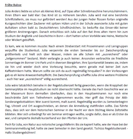 Text - (Englisch, Uebersetzung, Text)
