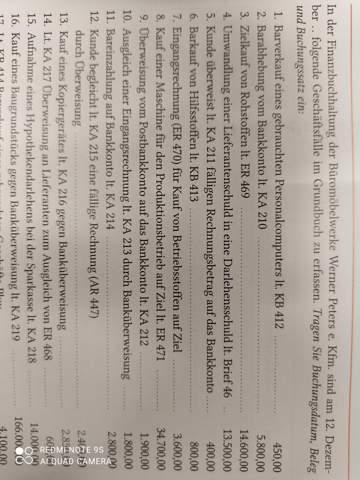 Kann mir jemand Nummer 1 als Beispiel bearbeiten?