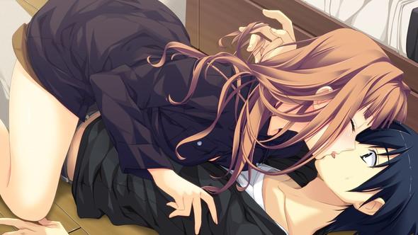 Kann mir jemand sagen aus welchem anime diese bilder sind? ABC?