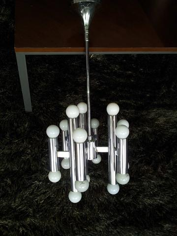 Kronleuchter, 18-flammig - (Design, Lampe)