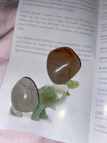 Kann mir jemand sagen was für Edelsteine /Kristalle das sind?