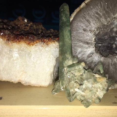 Weis nicht - (Steine, Edelsteine, Mineralien)
