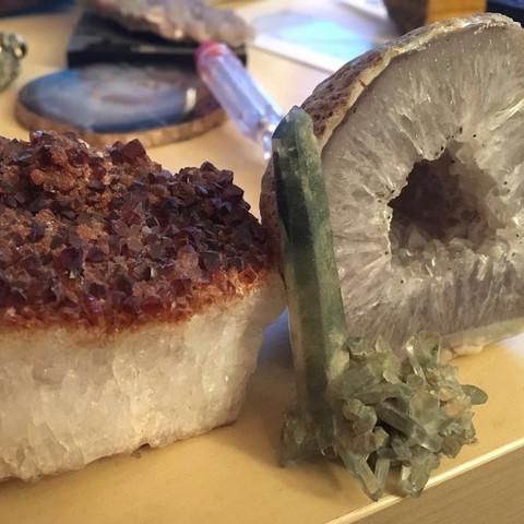 Nochmal - (Steine, Edelsteine, Mineralien)