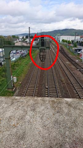 - (Technik, Bahn, Deutsche Bahn)