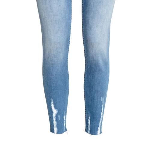 Nur das untere  - (Mode, Jeans)