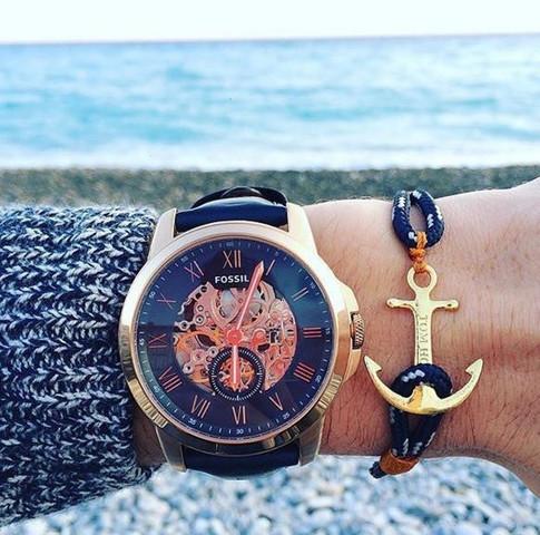 Damenarmbanduhr Fossil - (Armbanduhr, Fossil, damenuhr)