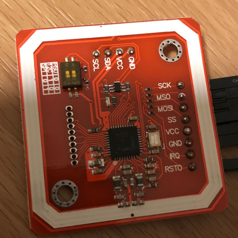 RFID Modul - (Computer, Elektronik, programmieren)