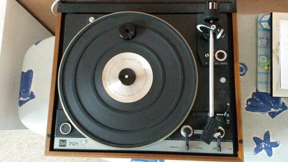 ohne Abdeckung - (Wert, Schallplatten, Plattenspieler)