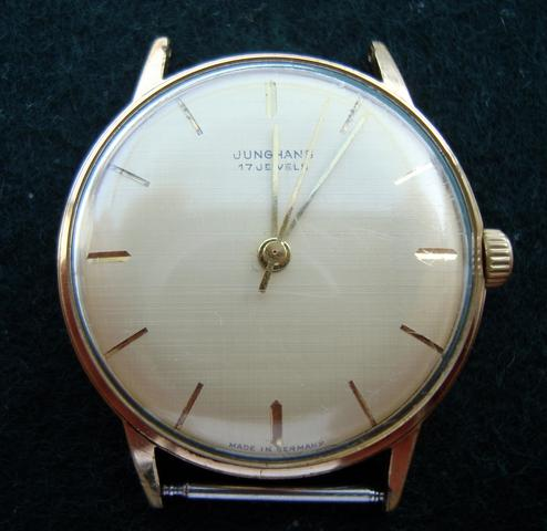 Kann mir jemand sagen wo ich die Originalpreise alter Junghans Uhren nachsehen kann?