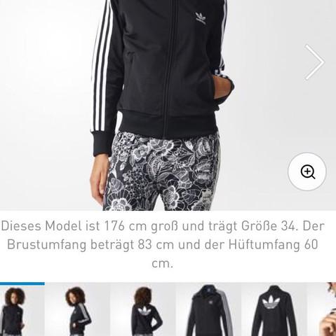 Kann Mir Jemand Sagen Wo Ich Diese Adidas Jacke Mit Kragen