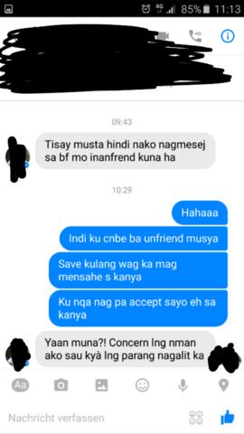 tagalog unterhaltung - (Text, Übersetzen, tagalog)