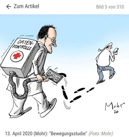 - (Schule, Datenschutz, Karikatur)