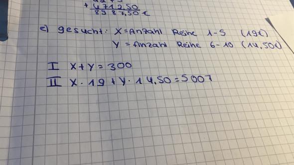 Eins und zwei - (Mathe, Mathematik)
