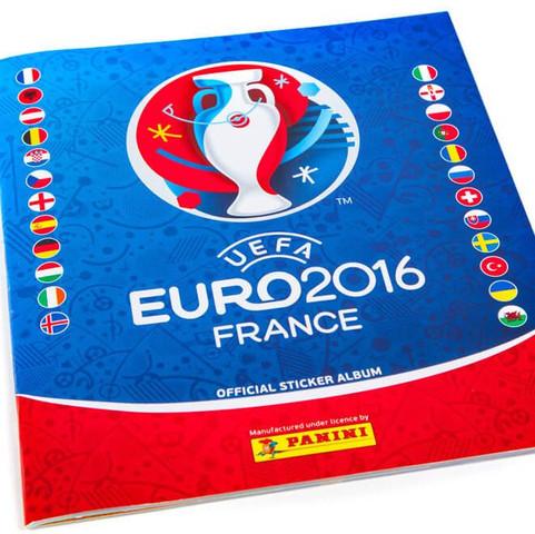 Euro 2016 - (Freizeit, Heft, panini)