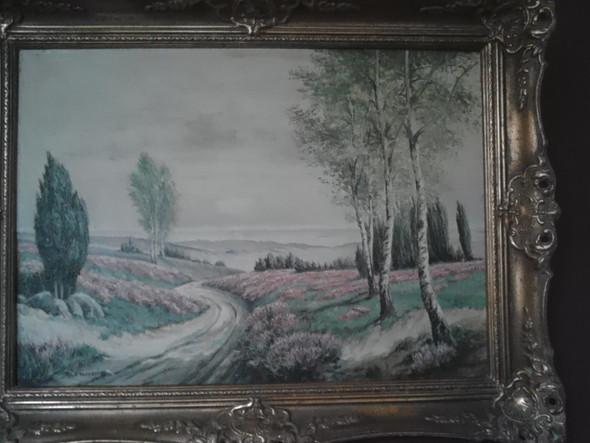 Bild - (Kunst, Gemälde)