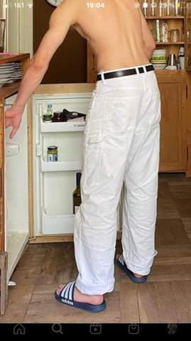 Kann mir wer sagen, was das für eine Hose ist?
