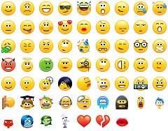 Über tastatur smiley kuss Tastenkombination für