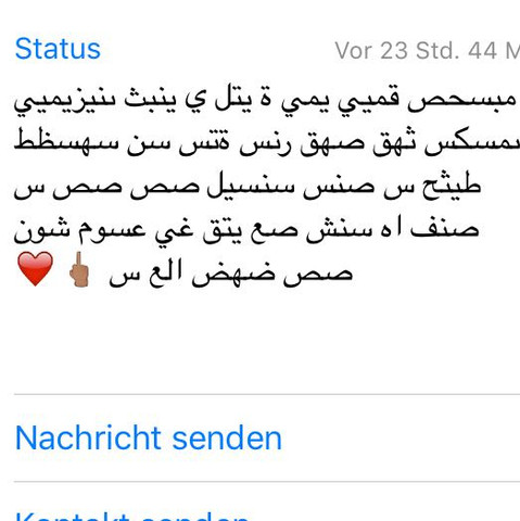 Whatsapp Arabisch