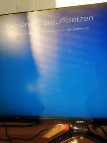 Pc Zurücksetzen Windows 10 Geht Nicht