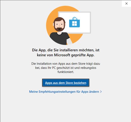 Microsoft Store Deinstallieren