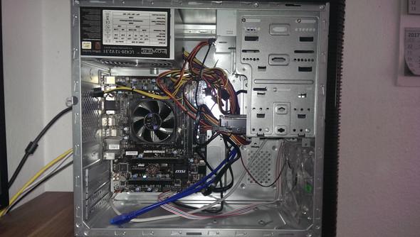 Mein Computer von innen - (Computer, Grafikkarte)