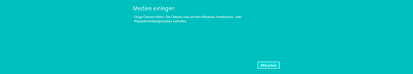 Win8 Fehler - (Windows, windows8, windows8.1)