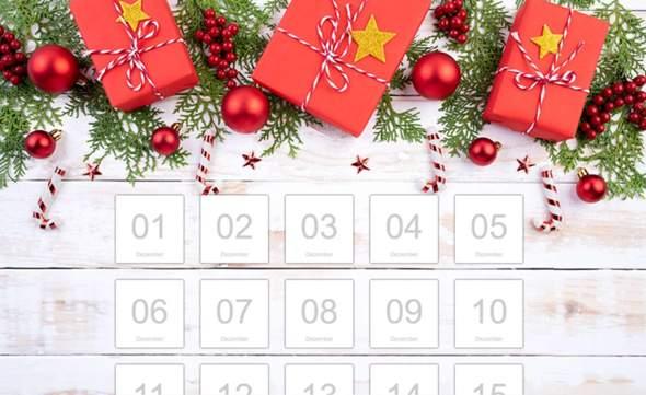 Kannst du ein Adventskalender normal Tag für Tag, also von 1-24 öffnen, oder machst du eher am 1 Tag alle Türchen auf?