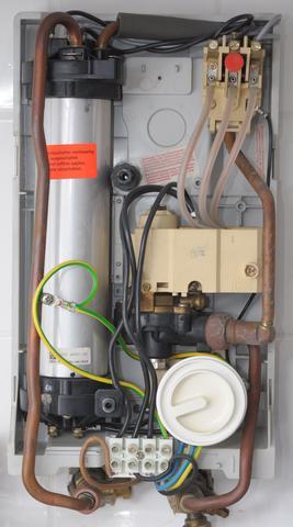 Durchlauferhitzer - (Elektrik, Elektrotechnik, elektro)
