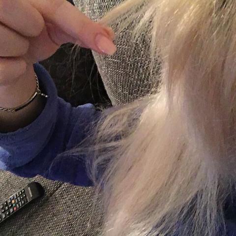 kaputtes abgebrochens strohiges haar hilfe haare beauty kaputt