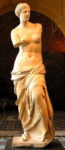kaputte/unvollständige antike, griechische Skulpturen?