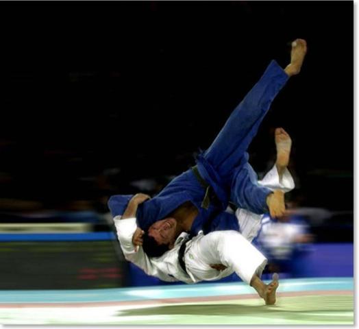 """""""Karate"""" oder """"Judo"""" was findet Ihr besser?"""