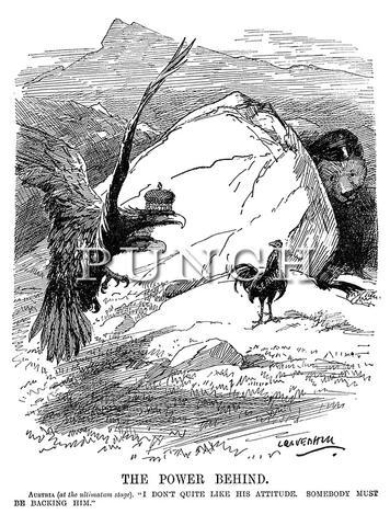 die Karikatur - (Geschichte, Österreich, Russland)