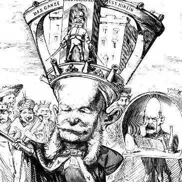 Karikatur  - (Schule, Internet, Politik)