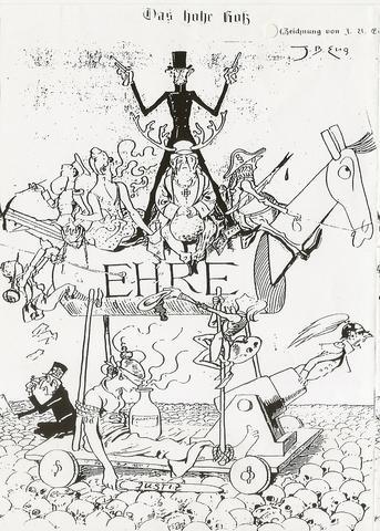 Das ist die Karikatur - (Geschichte, Karikatur, Industrialisierung)