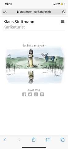 - (Politik, Karikatur)