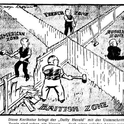 Besatzungszonen karikatur File:Deutschland Besatzungszonen