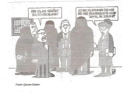 Karikatur - (Islam, Interpretation, Karikatur)