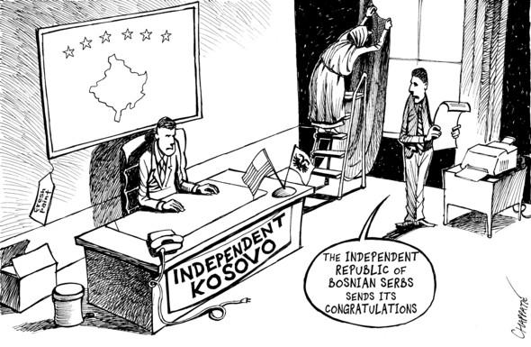 - (Geschichte, Interpretation, Karikatur)