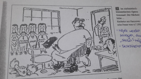 karikatur stalin
