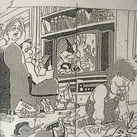 Karikatur - (Anfang, Karikatur)