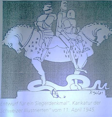 Karikatur - (Schule, Geschichte, Interpretation)