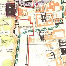 Beispiel - (Berlin, Karten, Geographie)