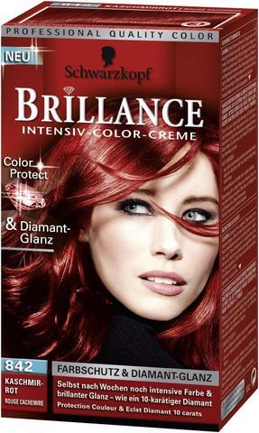 Kaschmir Rote Haare Beauty Haarfarbe