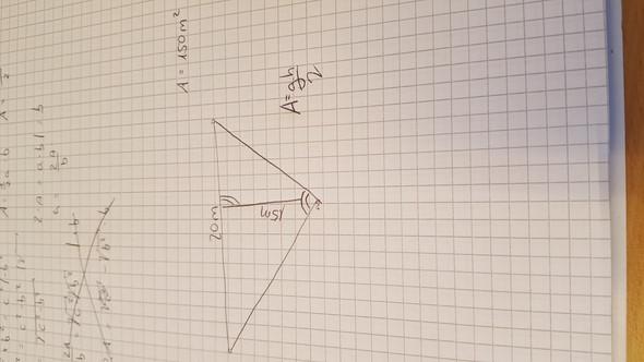 Grafik - (Dreieck, Katheter)